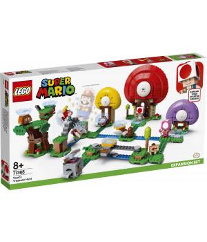LEGO SUPER MARIO Kärnkonna aardejahi laiendusrada 71368