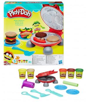 HASBRO PLAY-DOH Burgeripidu mängukomplekt