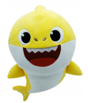 SMART PLAY BABY SHARK Pehme mänguasi Baby Shark helidega 35 cm