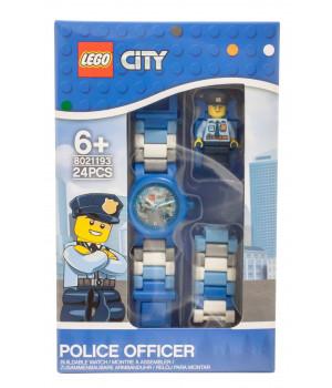CLICTIME LEGO CITY käekell (Policeman)