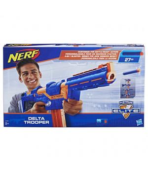 HASBRO NERF Delta trooper relv