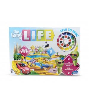 HASBRO lauamäng Game Of Life (eesti ja läti keeles)