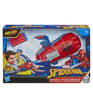 HASBRO SPIDER-MAN Power Moves Ämblikmehe blaster