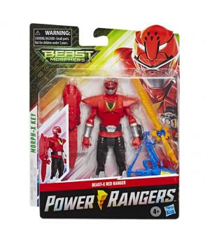 E7827 Beast-x red ranger