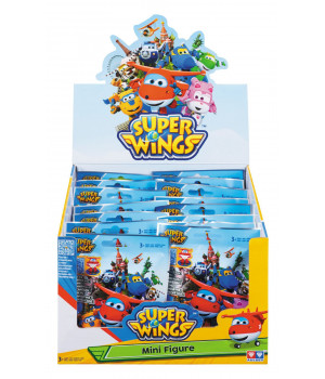 ALPHA SUPER WINGS Pimepakk