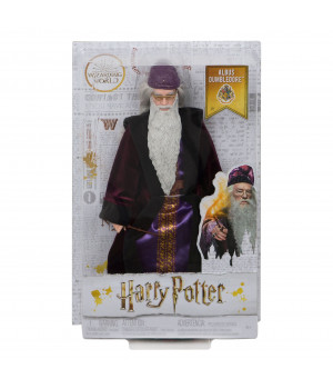 MATTEL HARRY POTTER Nukk (Dumbledore)