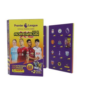 PANINI Premier League Adrenalyn XL 2020/21 Advendikalender