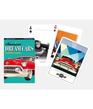 PIATNIK Kaardid - Ameerika Autod
