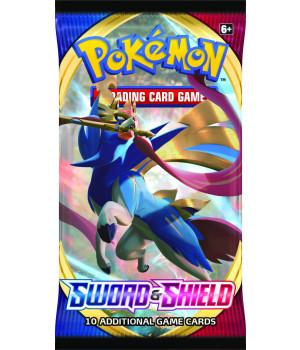 POKEMON Sword & Shields kaardid
