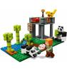LEGO MINECRAFT Pandade lasteaed 21158