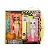 "MGA L.O.L. OMG Lights Surprise nukk ""Glitter Queen"", 23 cm"