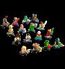 LEGO MINIFIGURES seeria 20, 71027
