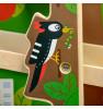 """LUCY & LEO Puidust seinalelu """"Tegevused metsas"""""""