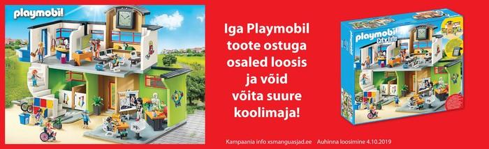 Playmobil loosimine