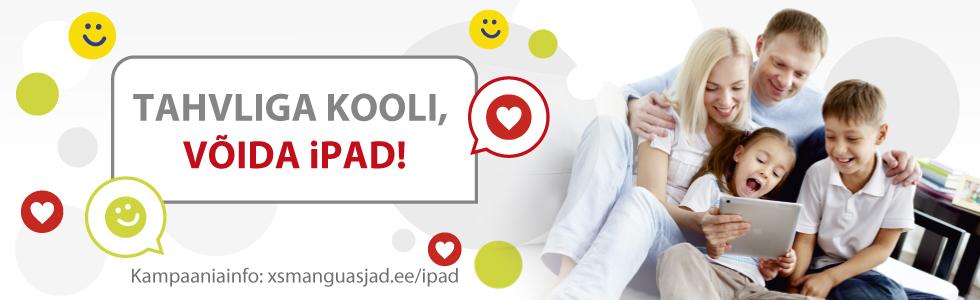 Võida iPad
