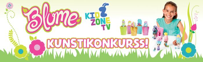 Kidzone TV Blume Dolls