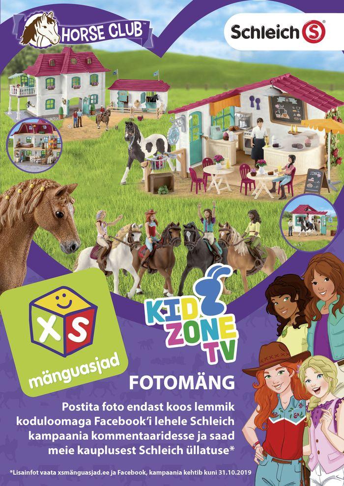 Kidzone TV Schleich fotokonkurss
