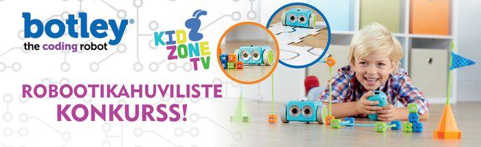 Kidzone TV Botley konkurss