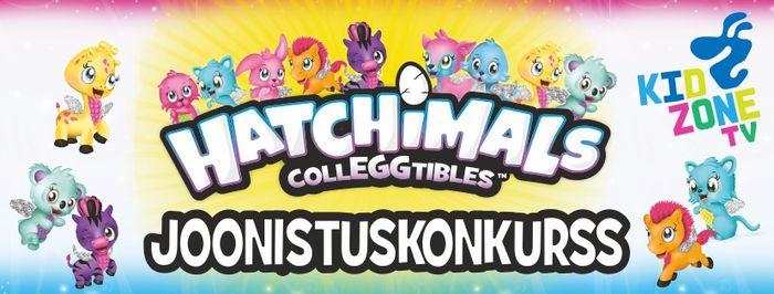 Hatchimals Kidzone