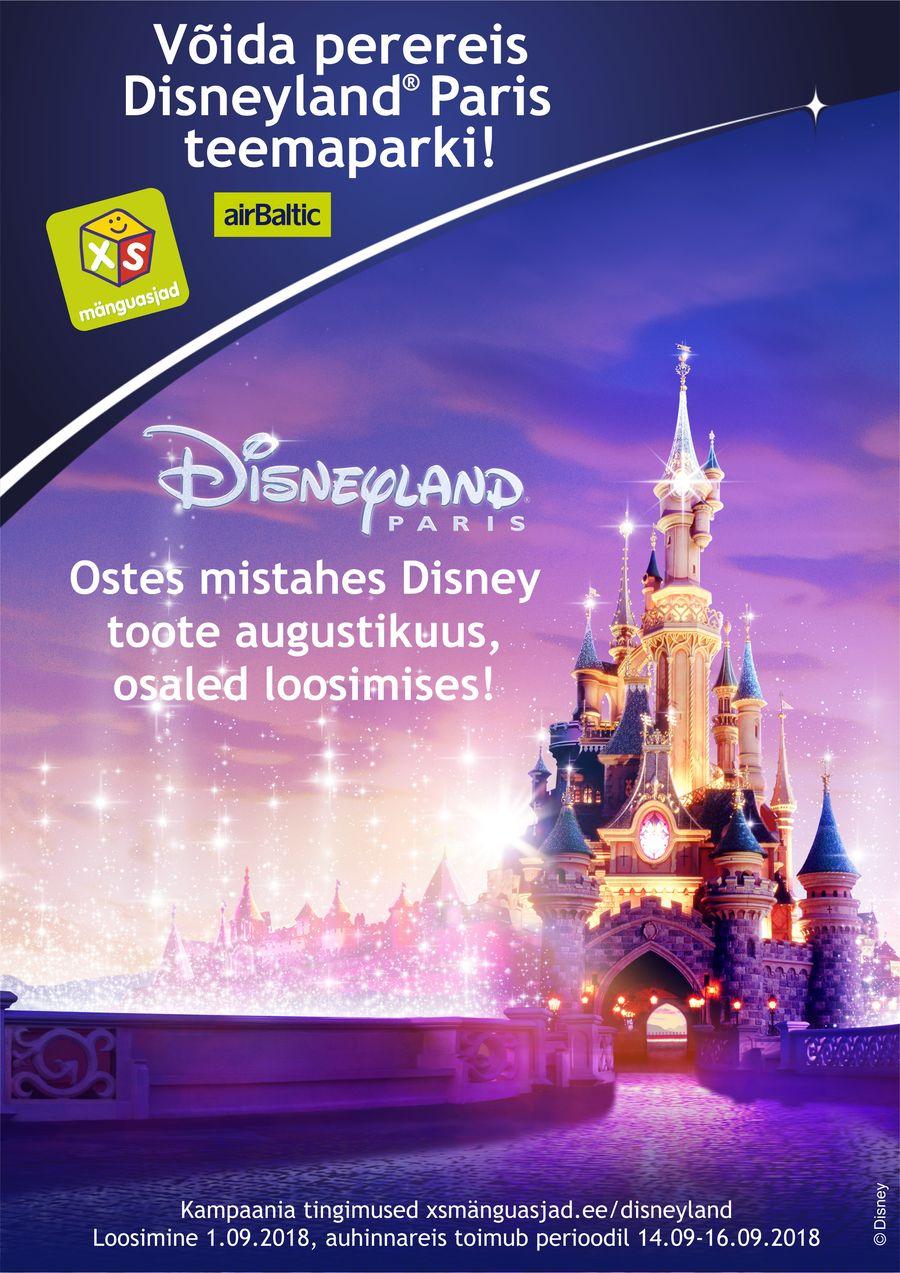 XS Mänguasjad Disneyland